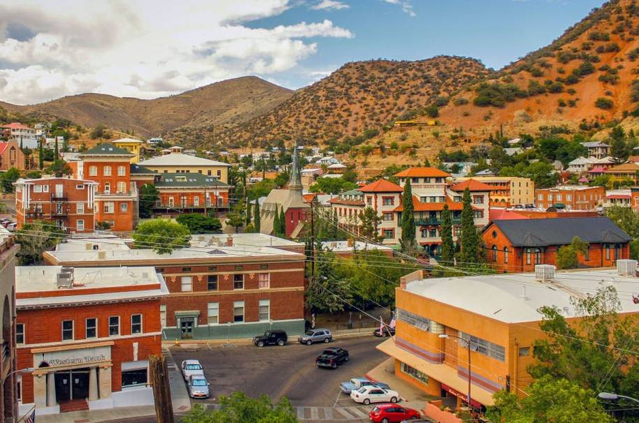 Bisbee, The Historic town