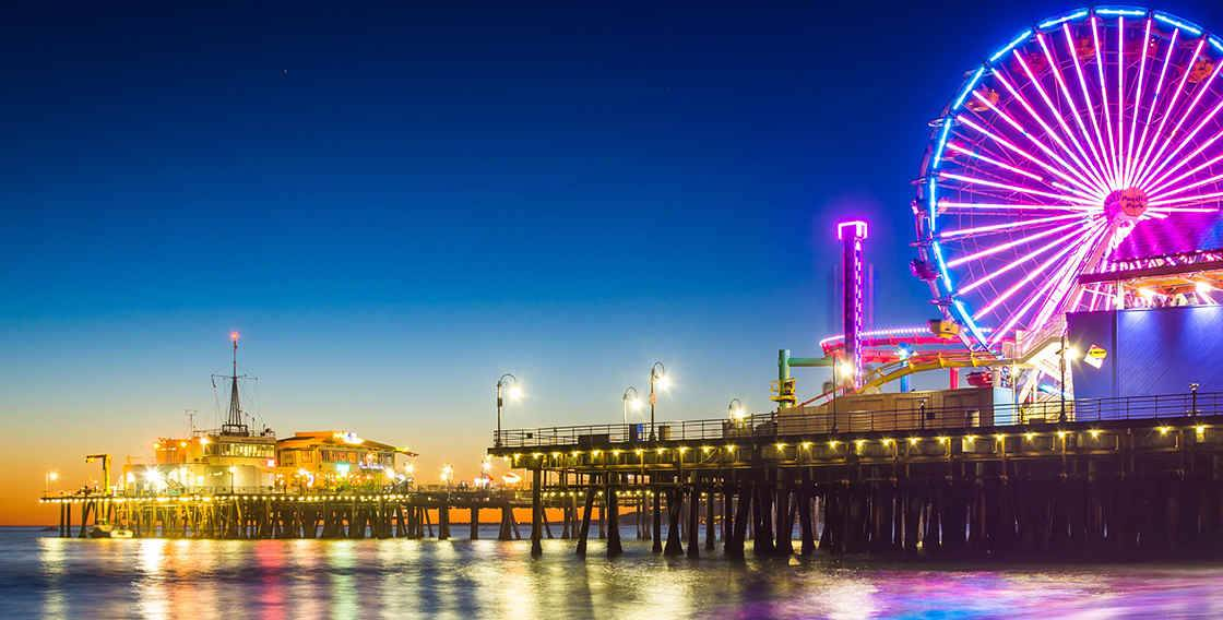 California Facts maps and mesmerizing attractions.