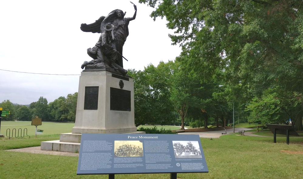 Civil and Human Rights Monument.