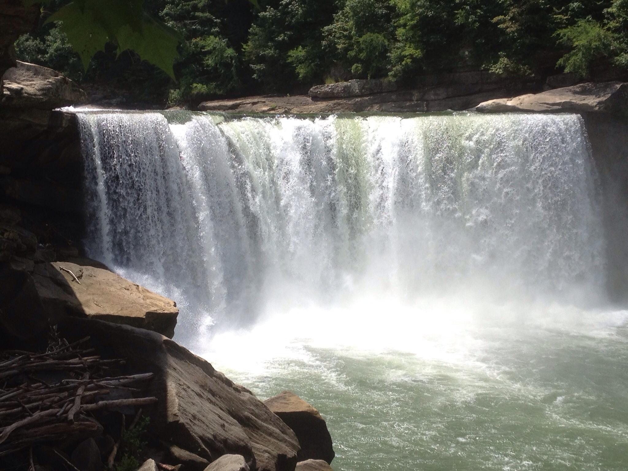 Cumberland Falls State Resort Park