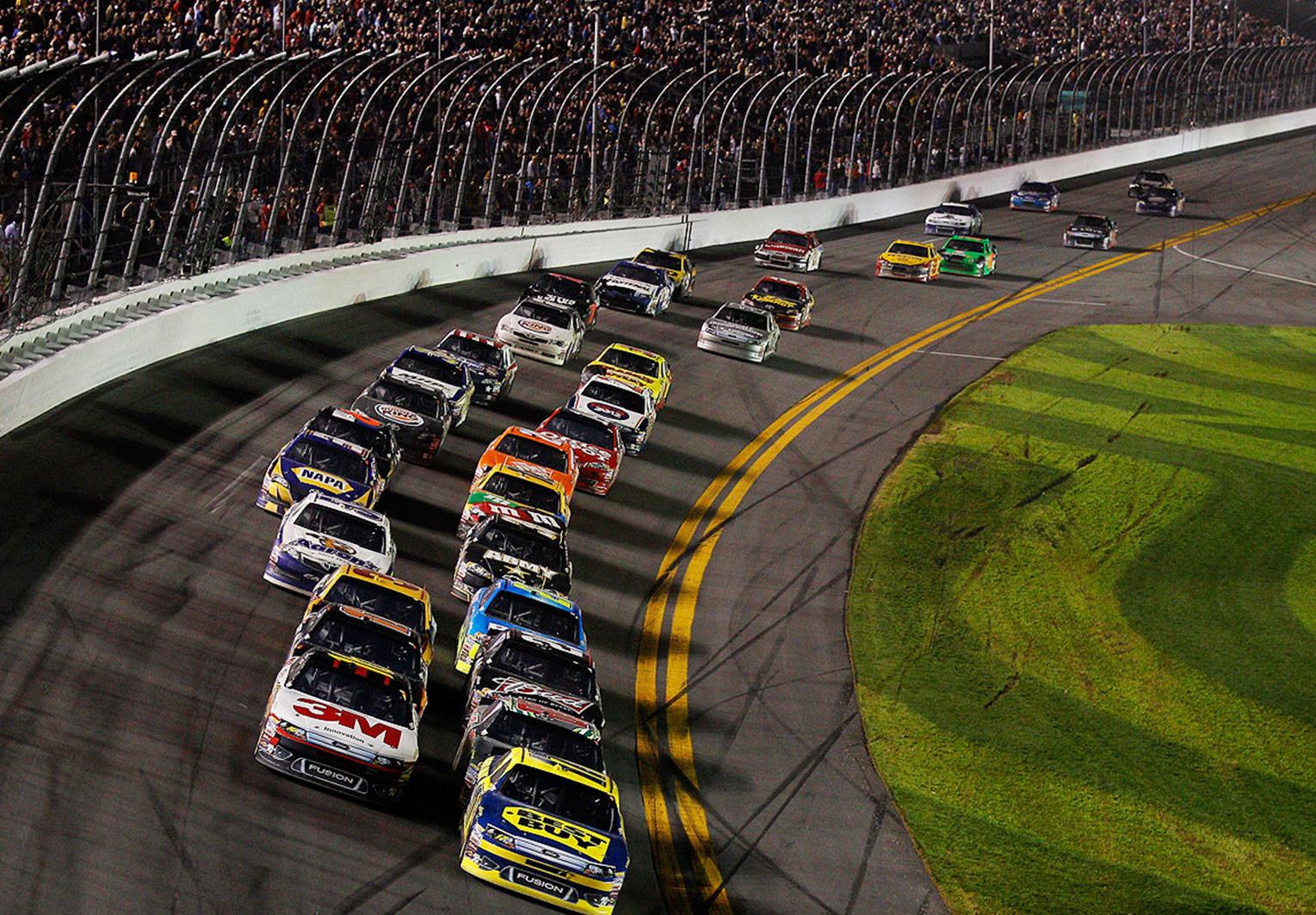 Daytona 500 International Speedway.