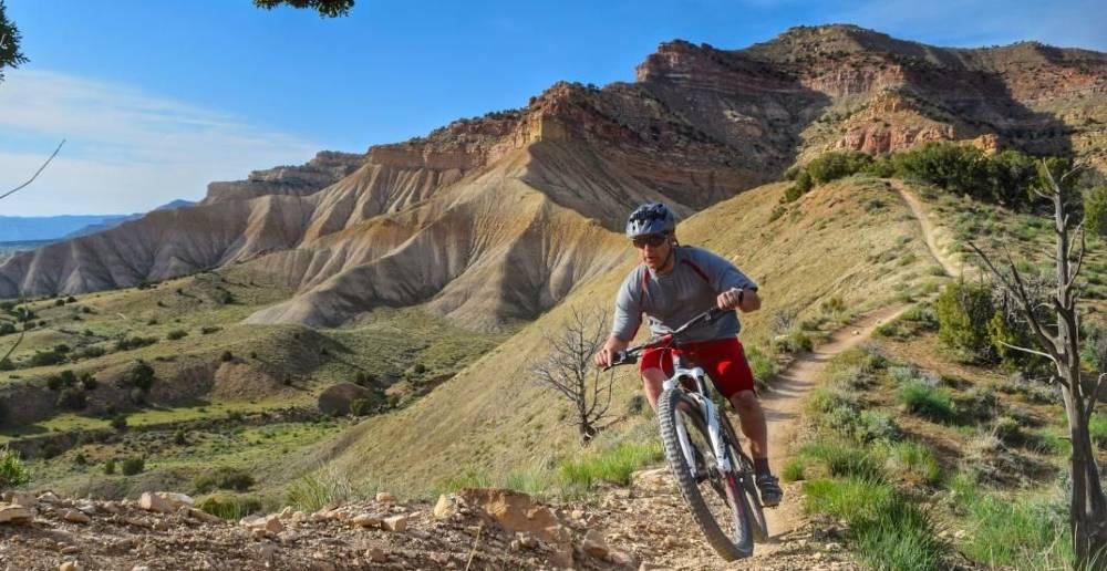 Mountain Biking Trails near Fruita