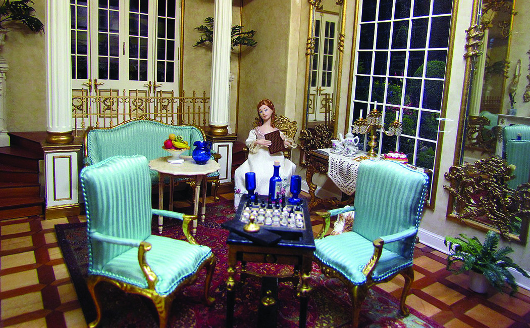 Great American Dollhouse Museum