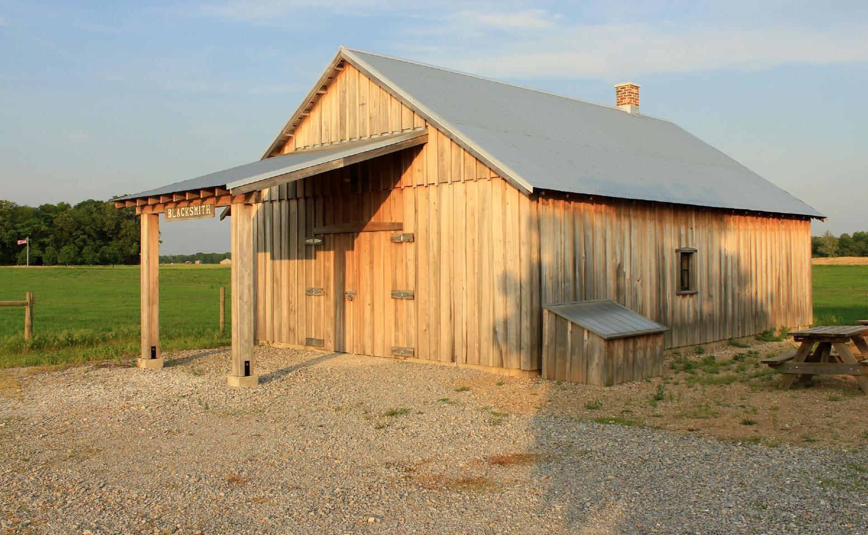 Indiana prophetstown statepark