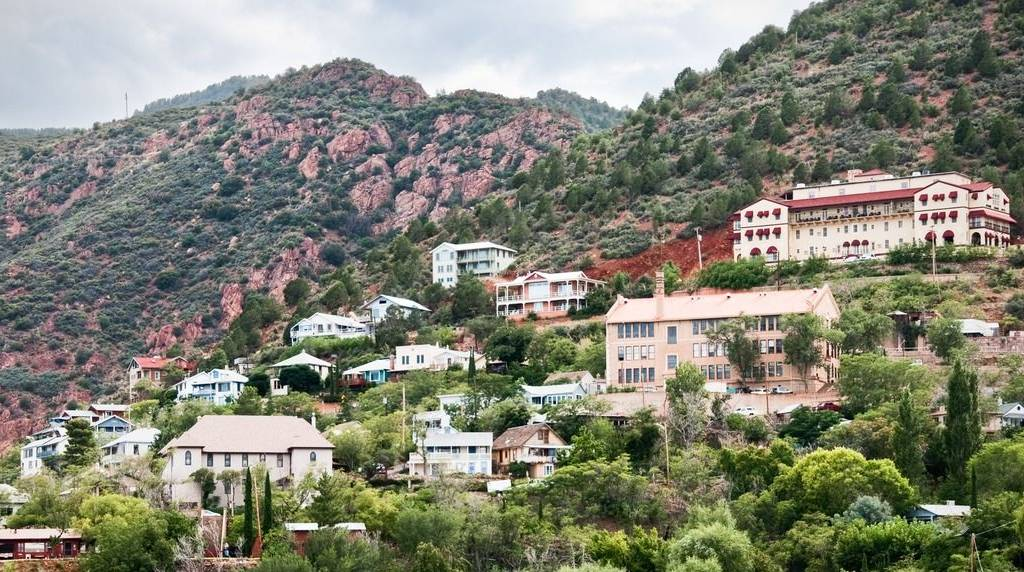 Jerome, The Ghost Town