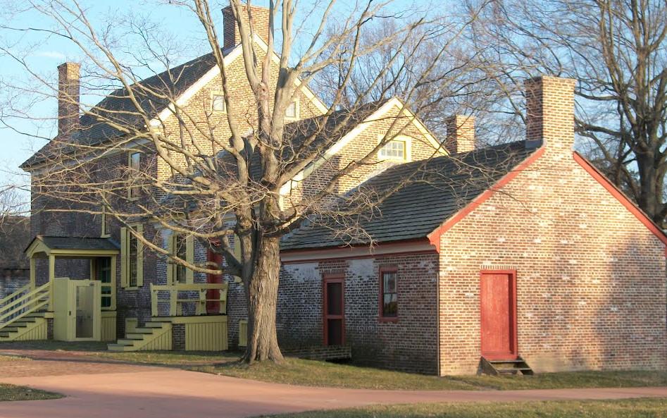 John Dickinson Plantation.