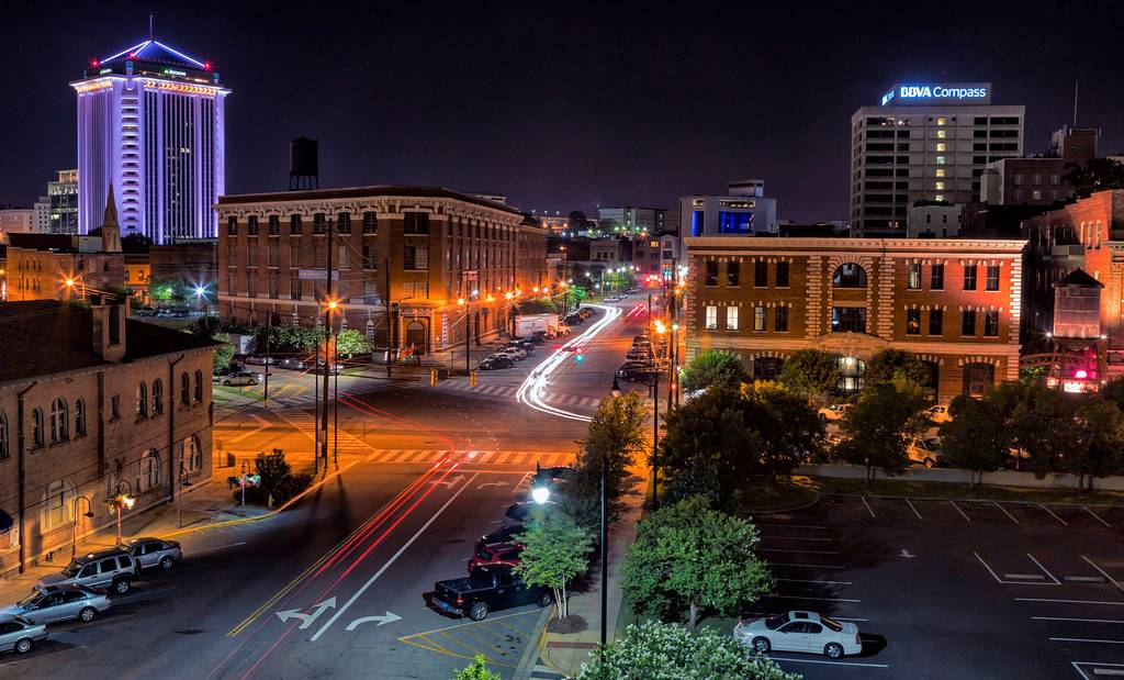 Capital city Montgomery, Alabama's facts, maps and attractions.