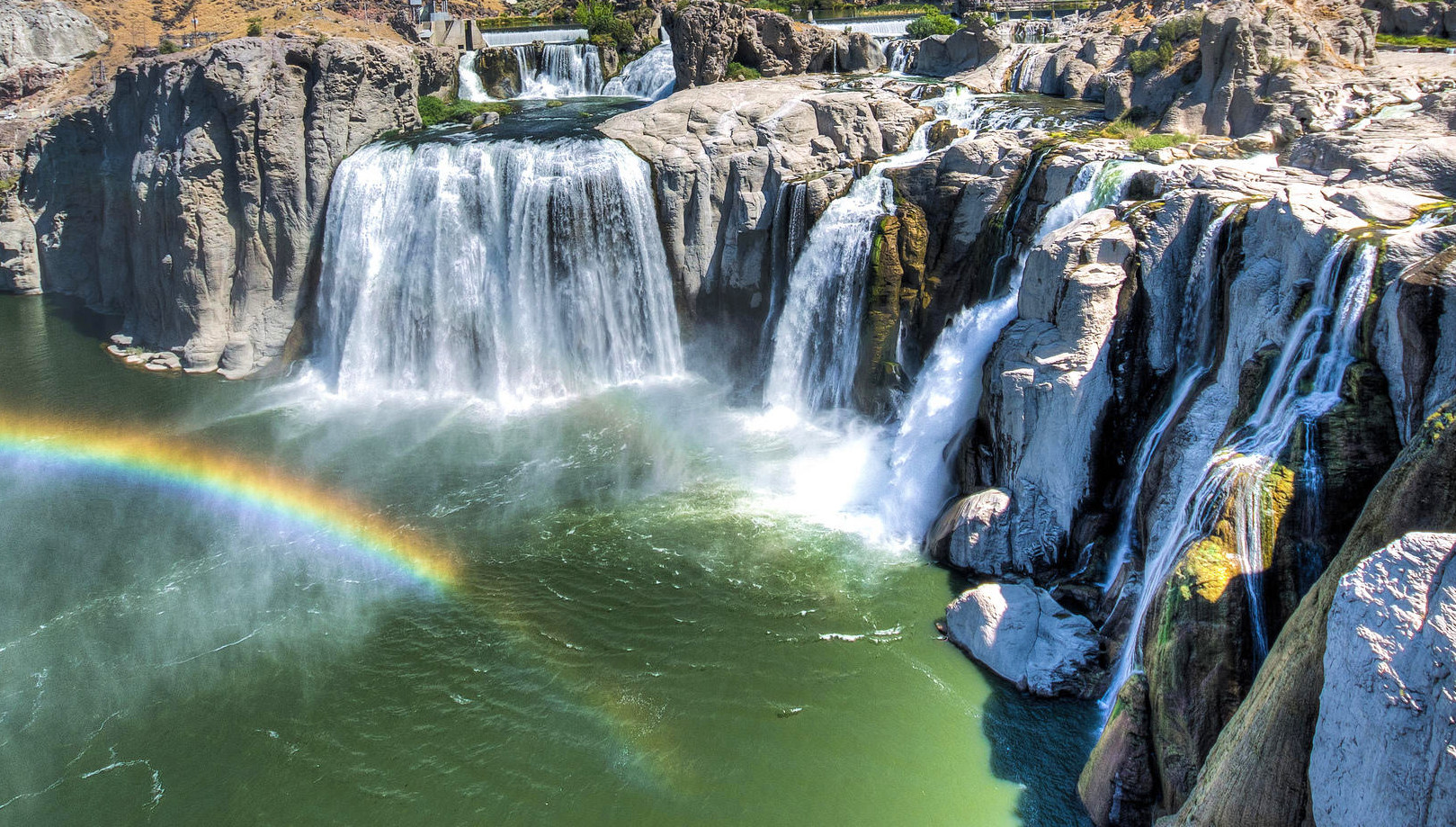 ShoshoneFalls MagicValley Waterfall