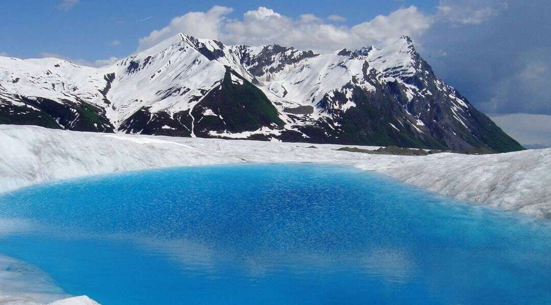 Alaska scenic Attractions