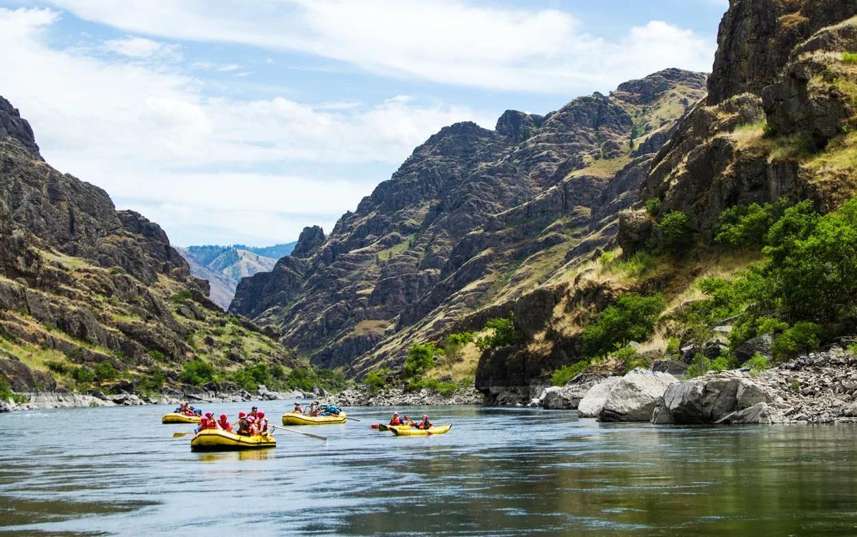 Idaho snake river