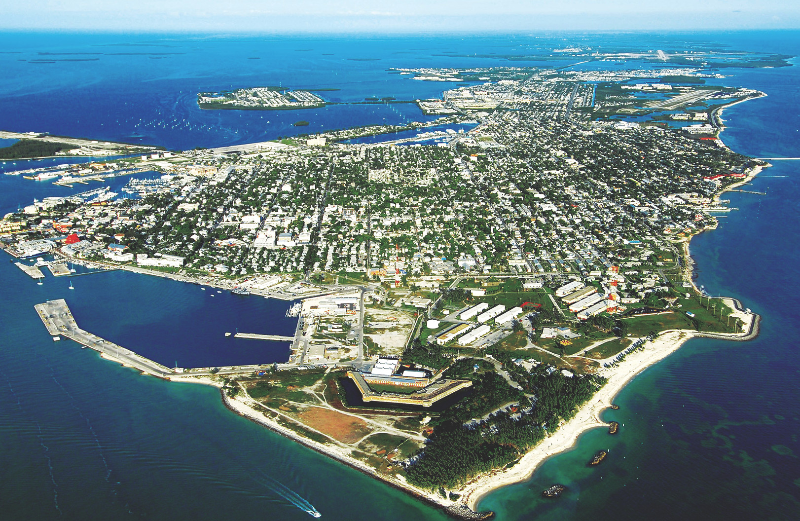 key west Florida.