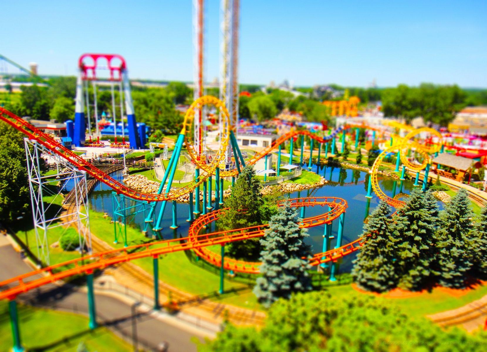 Valleyfair Amusement Park