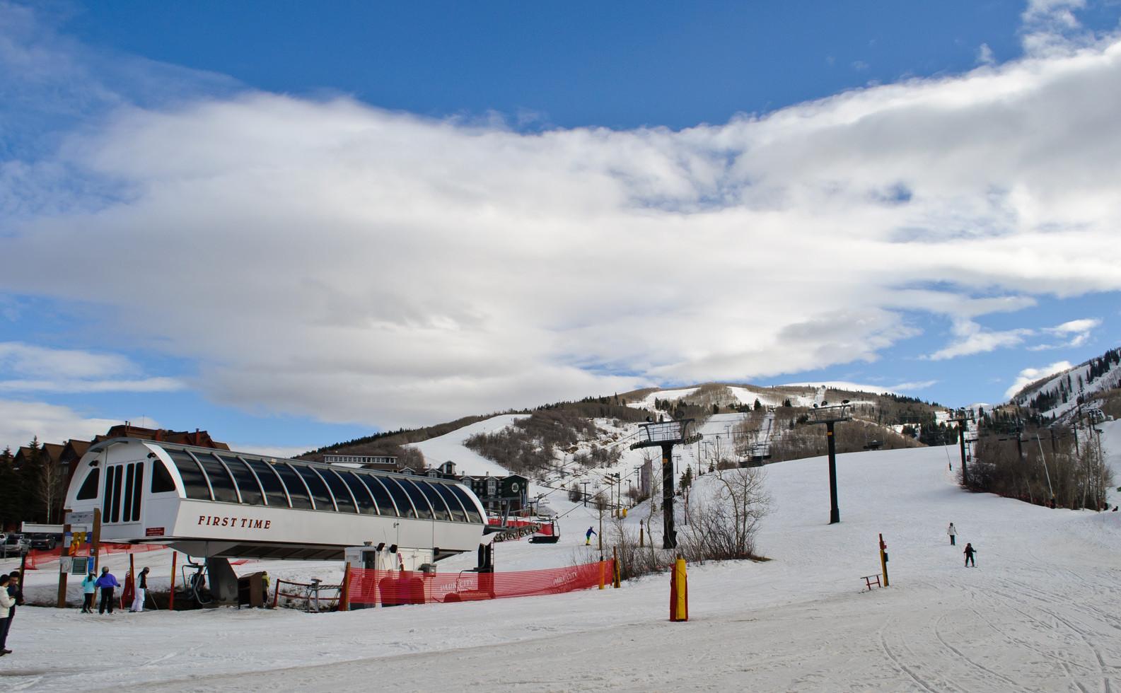 Park City and nearby Ski Resorts