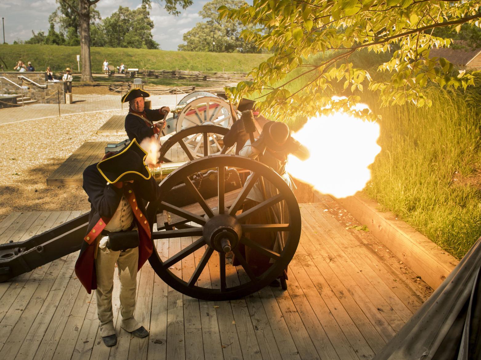 Jamestown and Yorktown